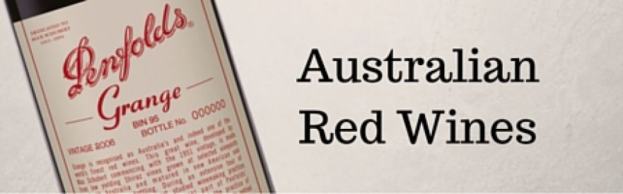 Hong Kong's most diverse range of Australian Red Wines